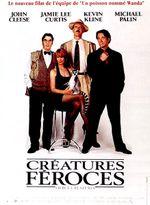 Affiche Créatures féroces