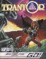 Jaquette Trantor: The Last Stormtrooper