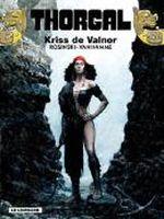 Couverture Kriss de Valnor - Thorgal, tome 28