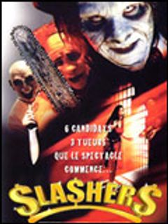 Affiche Slashers