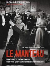 Affiche Le Manteau
