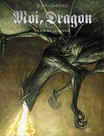 Couverture La Fin de la Genèse - Moi, Dragon, tome 1