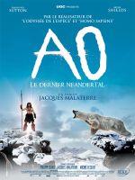 Affiche AO, le dernier Néandertal