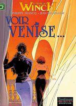 Couverture Voir Venise... - Largo Winch, tome 9