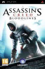 Jaquette Assassin's Creed: Bloodlines