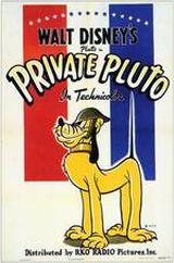 Affiche Pluto soldat