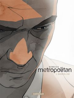 Couverture Borderline - Metropolitan, tome 1
