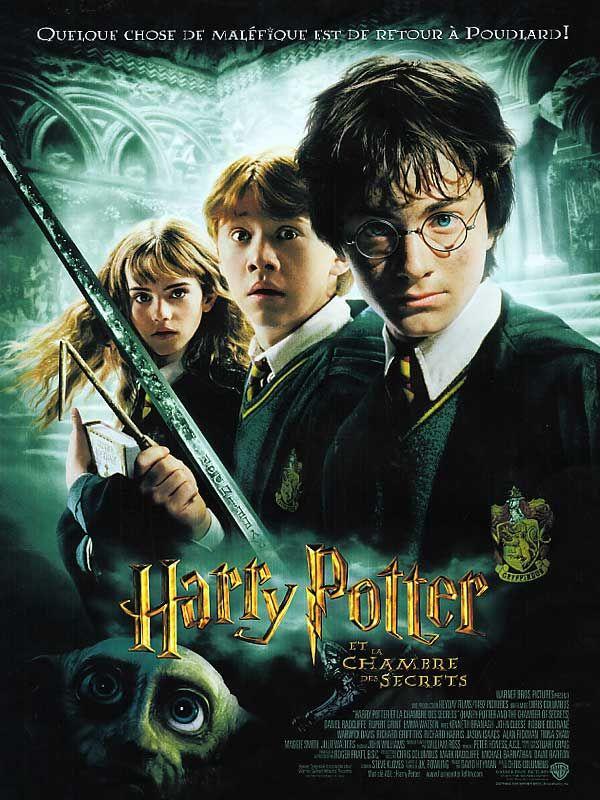 Affiches posters et images de harry potter et la chambre - Harry potter et la chambre des secret en streaming ...