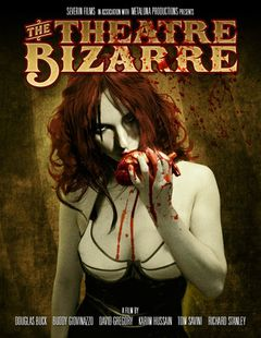 Affiche The Theatre Bizarre
