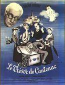 Affiche Le Trésor de Cantenac