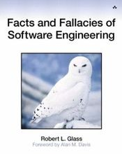 Couverture Facts and Fallacies of Software Engineering