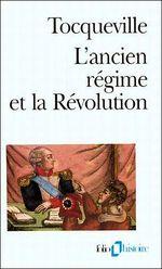 Couverture L'Ancien régime et la Révolution