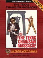 Jaquette The Texas Chainsaw Massacre