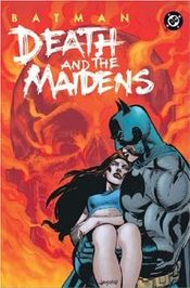 Couverture Batman : Death and the Maidens