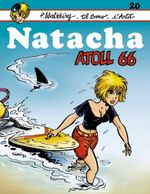 Couverture Atoll 66 - Natacha, tome 20
