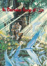 Couverture La Rumeur des eaux - Le Dernier Loup d'Oz, prologue