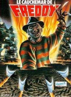 Affiche Le Cauchemar de Freddy