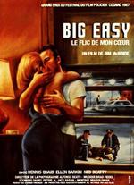 Affiche Big Easy, le flic de mon cœur