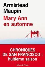Couverture Mary Ann en automne - Chroniques de San Francisco, Tome 8