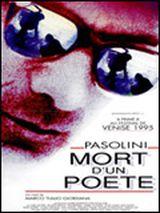 Affiche Pasolini, mort d'un poète