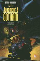 Couverture Batman/Judge Dredd : Jugement à Gotham