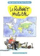 Couverture Le robinet musical - Les petits riens de Lewis Trondheim, tome 5