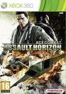 Jaquette Ace Combat : Assault Horizon