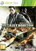 Jaquette Ace Combat : Assault Horizon