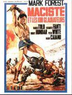 Affiche Maciste et les 100 gladiateurs