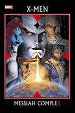 Couverture X-Men: Messiah CompleX