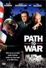 Affiche Sur le chemin de la guerre