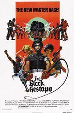 Affiche Black Gestapo