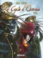 Couverture Héria, Le Cycle d'Ostruce, tome 2