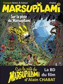 Couverture Sur la piste du Marsupilami - Marsupilami, tome 25