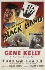 Affiche La Main noire
