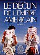Affiche Le Déclin de l'empire américain