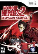 Jaquette No More Heroes 2 : Desperate Struggle