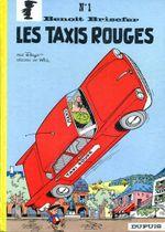 Couverture Les Taxis rouges - Benoît Brisefer, tome 1