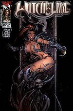 Couverture Witchblade