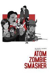 Jaquette Atom Zombie Smasher