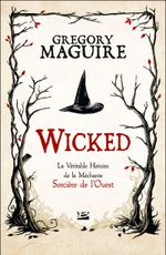 Couverture Wicked