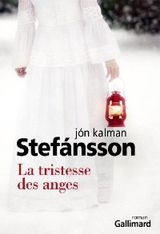Couverture La Tristesse des anges