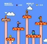 Jaquette Super Mario Bros. Crossover