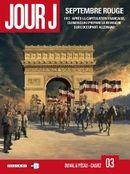 Couverture Septembre rouge - Jour J, tome 3