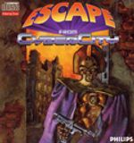 Jaquette Escape from Cyber City