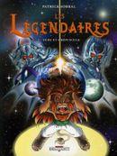 Couverture Aube et Crépuscule - Les Légendaires, tome 7