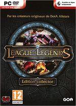 Jaquette League of Legends