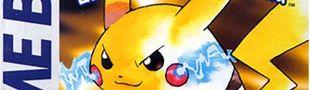 Jaquette Pokémon Jaune
