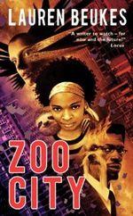 Couverture Zoo City