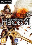 Jaquette Might & Magic Heroes VI
